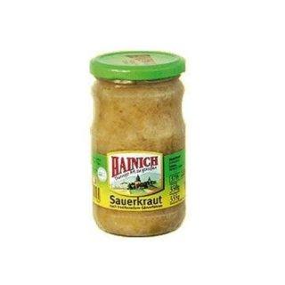 Hainich Sauerkraut 370ml