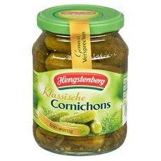 Hengstenberg classic cornichons